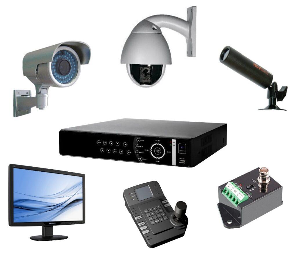установка системы видеонаблюдения в Харькове